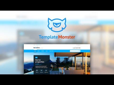 Bellaina - Real Estate Responsive WordPress Theme #58666