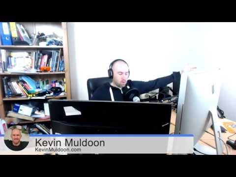 Kevin Muldoon Live Hangout - 19 May 2015