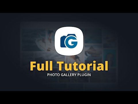 How to create WordPress Photo Gallery | Full Tutorial | 10Web