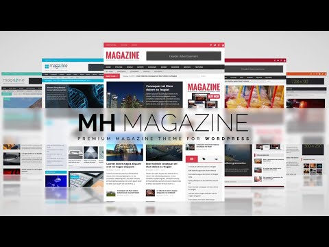 Presentation MH Magazine WordPress Theme v3.0.0