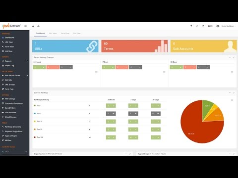 Pro Rank Tracker Review - A Great SEO Service for Monitoring Your Websites Online