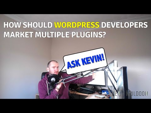 How Should WordPress Developers Market Multiple Products?