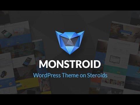 Monstroid - Multipurpose WordPress Theme