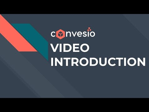 Convesio Introduction Video