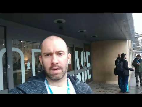 A Quick Look Around WordCamp Edinburgh (CodeBase) @wcedin #wcedin