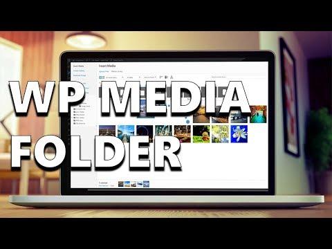 WP Media Folder - A Fantastic Media & Gallery WordPress Plugin
