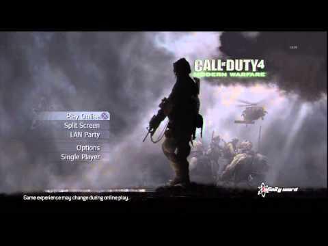 FATAL ERROR FIX - Call of Duty 4 : Modern Warfare (COD4)
