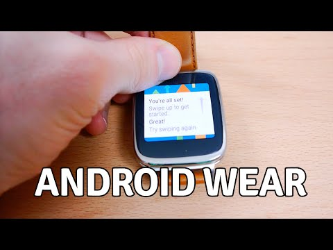 How to Set Up Your Android Wear Watch and Connect to Your Android Smartphone