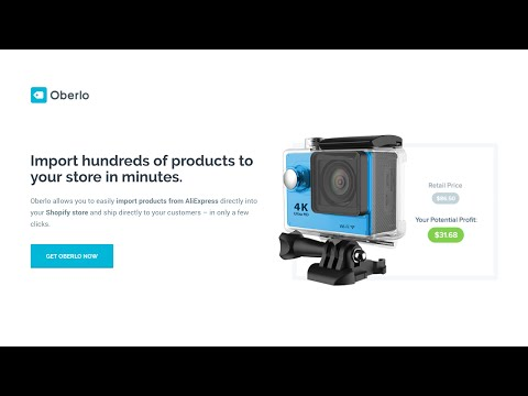 Oberlo and Shopify - The Perfect Dropshipping Solution