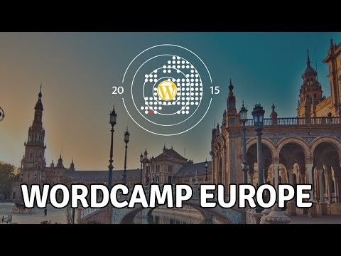 I'm Going to WordCamp Europe 2015