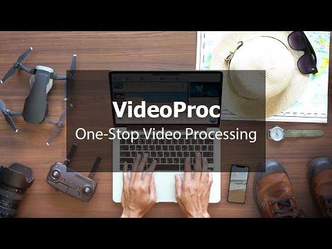 VideoProc-Introducing VideoProc Convert, Compress, Record, Edit | Fast Process GoPro 4K Videos