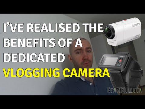 I've Realised the Benefits of a Dedicated Vlogging Camera