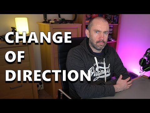 Changing the Direction of This Channel