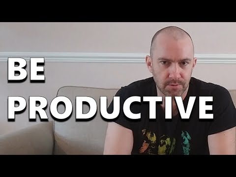 How to Be a Productive Blogger