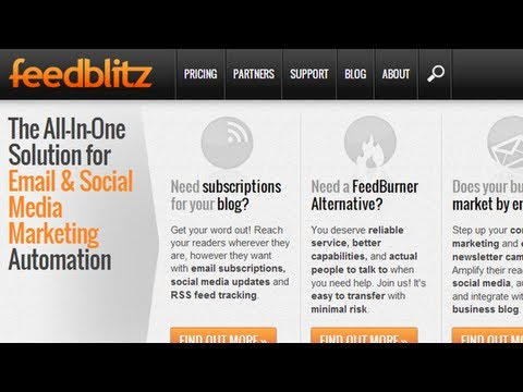FeedBlitz - Everything You Need to Know About The Perfect Feedburner Alternative