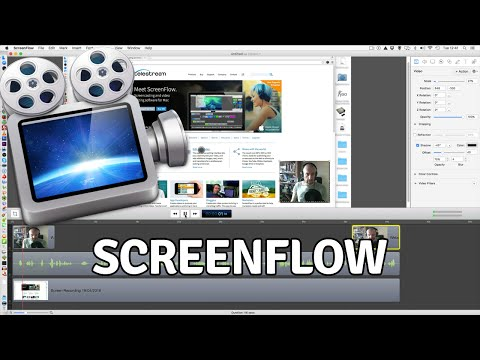 How to Record Your Computer Screen Using ScreenFlow