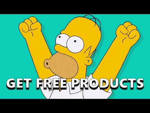 How to Get Free Products Online