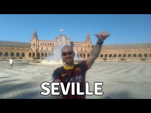 A Wee Day Out in Seville