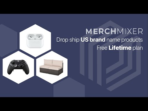 MerchMixer Shopify App: Promo Video