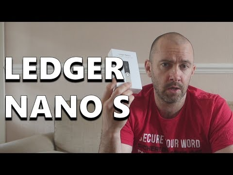 Win a Ledger Nano S