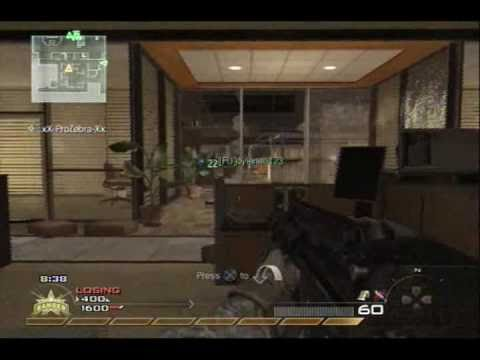 MW2: Ruined by hackers (PS3)